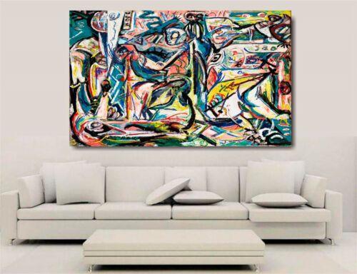 Jackson Pollock Circumcision