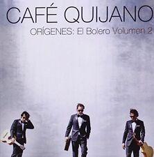 Caf Quijano - Origenes: El Bolero Volumen 2 [New CD]