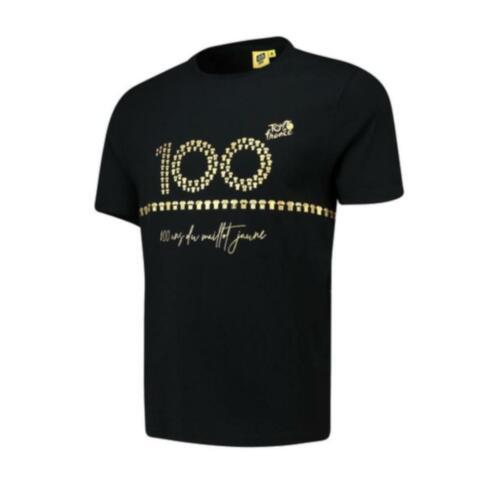 Tour de France Homme 100 ans T-ShirtBlack2019