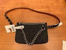 e16d2e68c998 item 2 Michael Kors mk Signature Logo Belt Wallet Fanny Pack Waist Pouch Bag  -Michael Kors mk Signature Logo Belt Wallet Fanny Pack Waist Pouch Bag