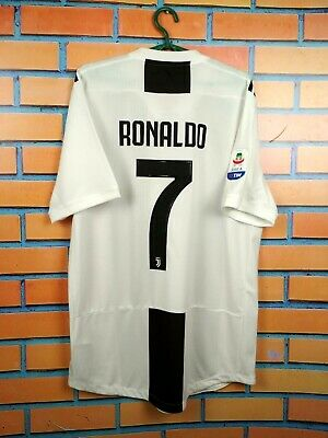 Panadería Cumplimiento a texto  Ronaldo Juventus Climachill Jersey 2019 Authentic L Shirt Adidas ...