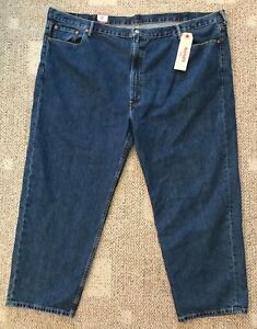 Grote Relaxed X toelopende 550 30 Taps Taille Levi's Op Heren Heren pijpen Maat Blauw Jeans 54 dvzWAIn6