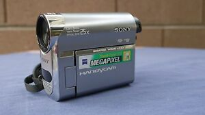 SONY HANDYCAM DCR-HC62 WINDOWS XP DRIVER