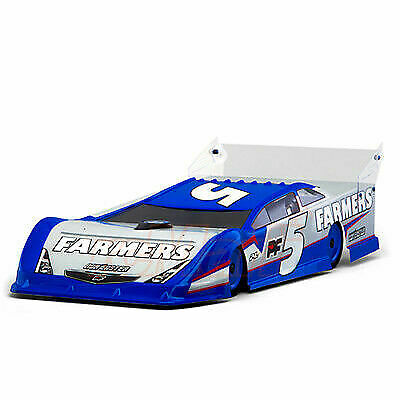 PROTOform Noreaster Dirt Oval Late Model Clear Body EP RC Cars on Road  #1238-30 for sale online   eBay