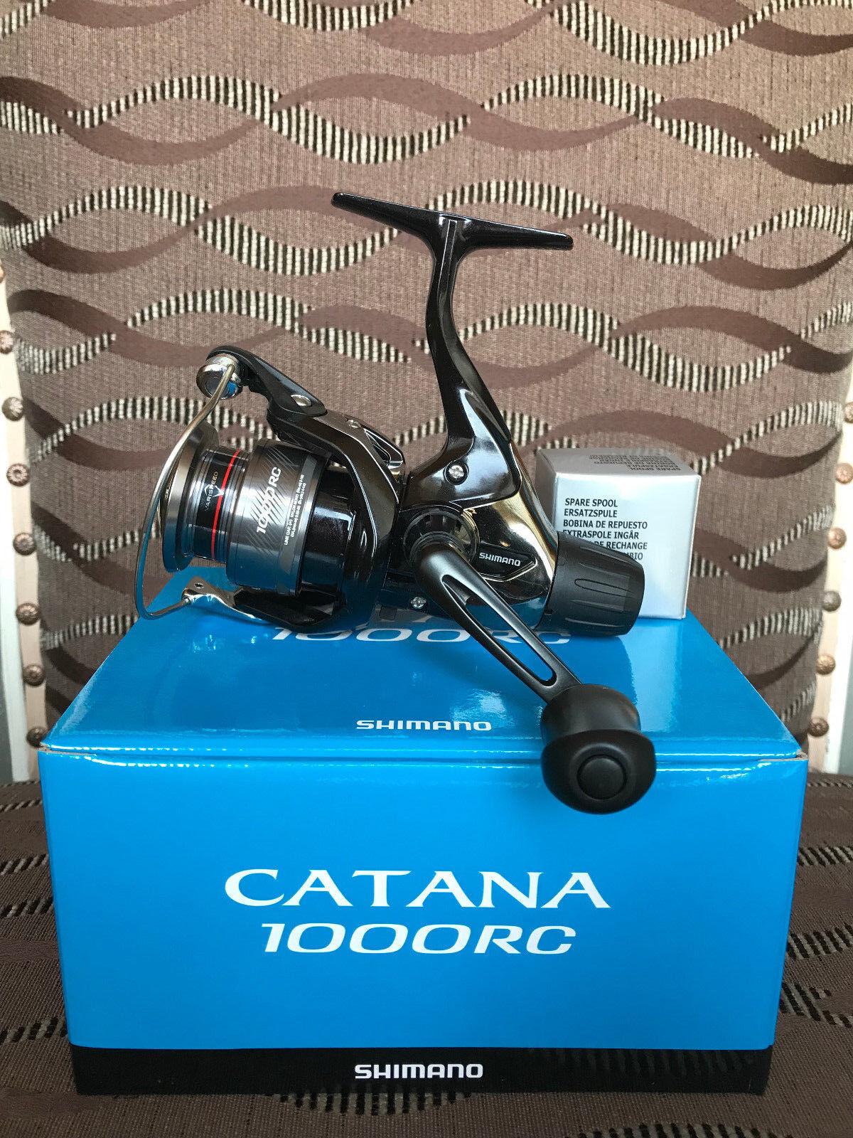 Shimano Spinnrolle Catana 1000 RC Spinnrolle Shimano 1ad459