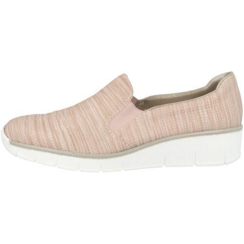 stress Scarpe Anti Rieker Ballerine Middlesbrough Donna Mocassini 53766 30 51ffwvXqx