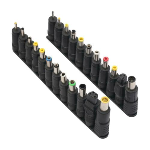 1Set 5.5 x 2.1mm Female Jack to 23 Multi Type Power Plug Connector Adapter *DC