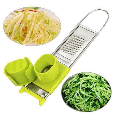 Ginger Knoblauch Schleifen Reibe Planer Slicer Slice Kochen Küche Gadget