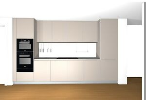 Image Is Loading NEW Large Bulthaup B3 Kitchen Alpine White Still