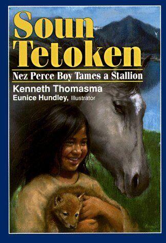 Soun Tetoken: Nez Perce Boy Tames a Stallion (Amaz