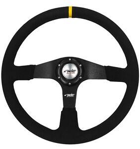 DEF-Volante-Auto-Defender-Simoni-Racing-in-Camoscio-Nero-x-Fiat-500-126-Epoca