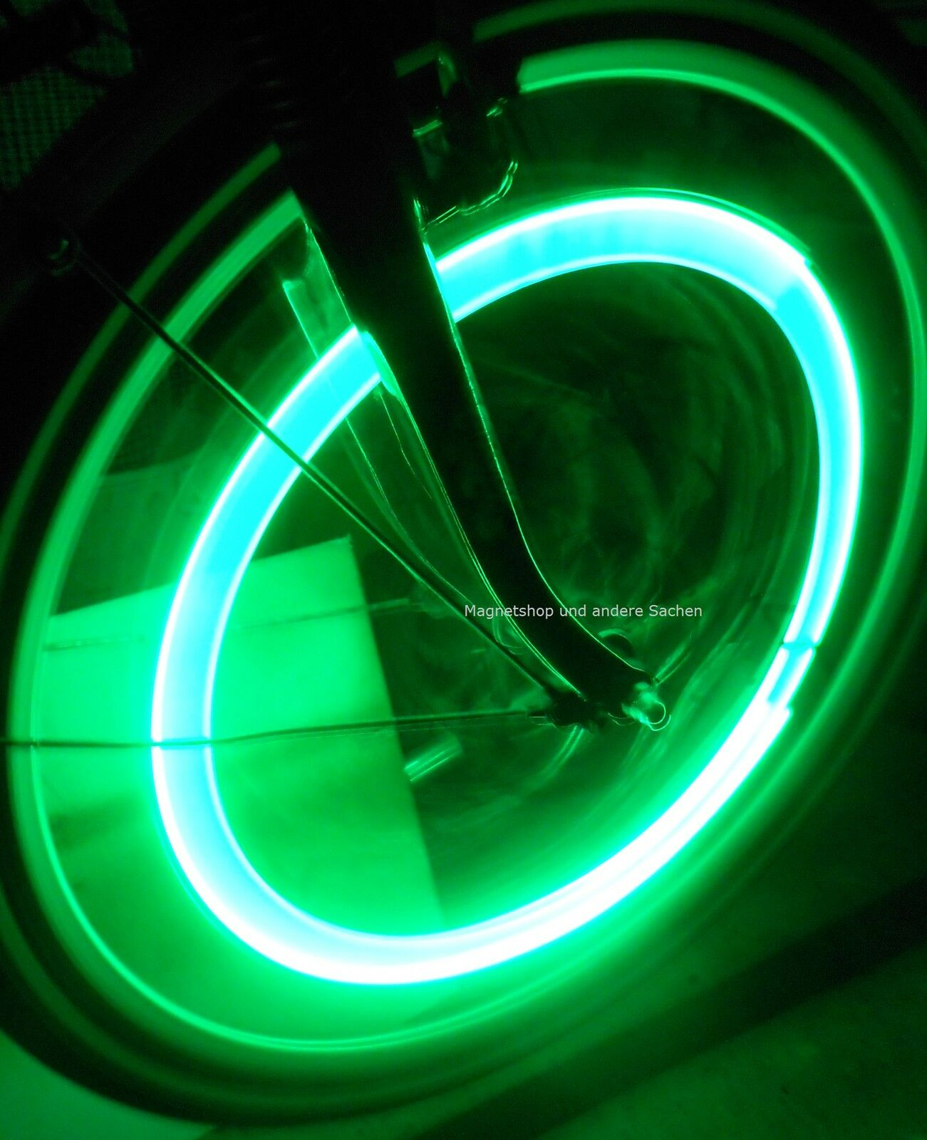 led licht set felgenlicht speichenlicht f r motorrad. Black Bedroom Furniture Sets. Home Design Ideas