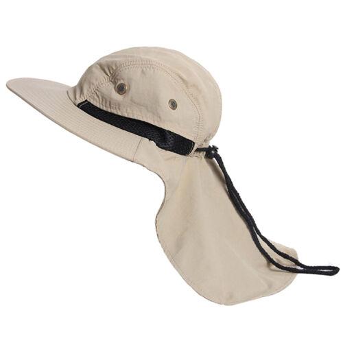 1 SUN NECK BACK EAR NECK FLAP COVER BASEBALL CAP LEGION LEGIONNAIRE SUN HAT