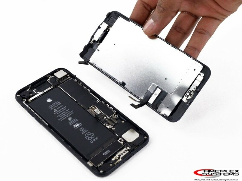 iPhone Screen and Battery Replacement