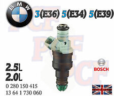 Genuine Petrol Fuel Injector BMW 3 5 E36 E34 E39 13641730060 0280150415 2.0 2.5