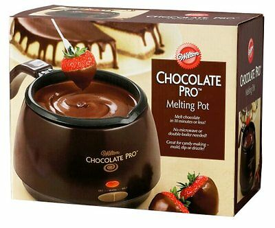 Wilton Chocolate Pro Electric Melting Pot New
