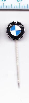Vintage metal BMW logo motorcycle pin badge No Maker