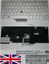 CLAVIER QWERTY UK HP 2740P MP-09B66GB6442 90.4DP07.C0U BBJGN01LHZJ090 Gris