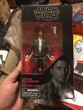 Star Wars Hasbro The Black Series Captain Poe Dameron 6 Inch Figure # 53