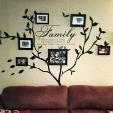 Family Like Branches DIY Wall Decal Decor Room Stickers Vinyl Home Mural Paper