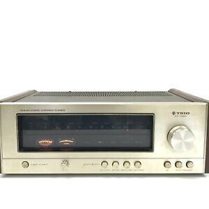 Vintage-Trio-kt-7007-WDR-AM-FM-Stereo-Tuner-aus-Japan-HJ
