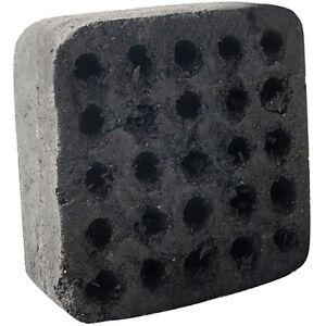 Yellowstone Easy Light Charcoal Block (Pk 4) Flat Pack BBQ  </span>