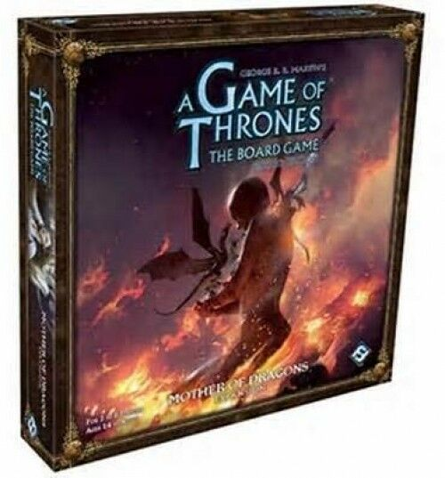 Ein game of thrones brettspiel  mutter der drachen expansion