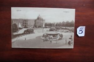 Carte Postale Berlin Lustgarten-afficher Le Titre D'origine