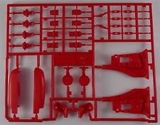 Pocher 1:8 Spiegel Tankdeckel etc Ferrari F40 Baugruppe D neu rot A7