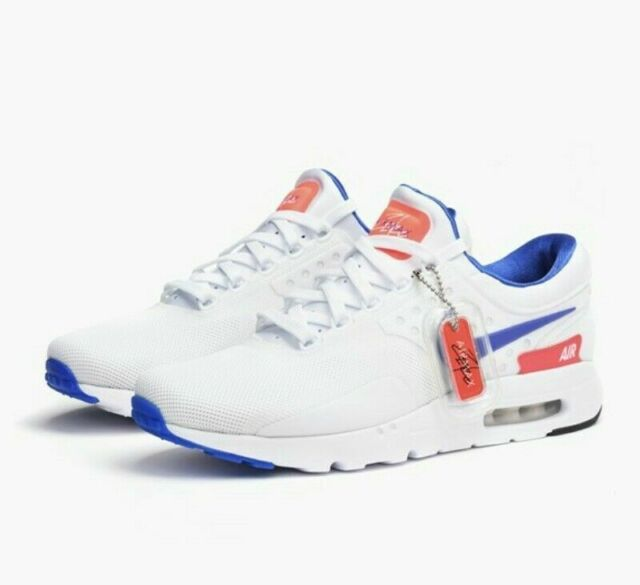 Nike Air Max Zero QS 789695 105 Ultramarine 9 USA 2016 8 UK 42.5 EU NEW DS