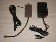 Original NES Nintendo RF Switch NES-003 New AC Power Adapter Cord TV Cables SNES