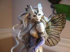 Jessica Galbreth WINTER MASQUERADE Fairy Figurine Munro makers of Faerie Glen!