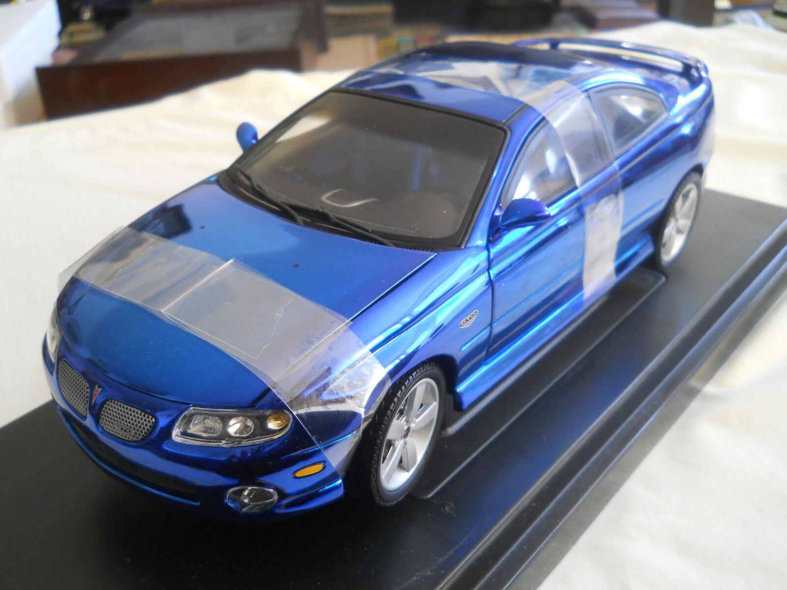 2004 PONTIAC GTO Legend ERTL LTD D 1  1750 1 18 DIICAT RARE