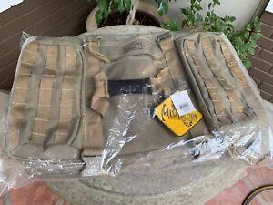 Maxpedition FLIEGERDUFFEL Tactical Gear Pack Backpack Duffle Travel Bag Khaki