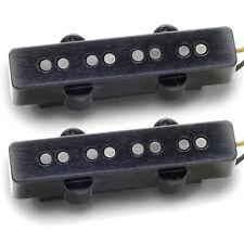 Seymour Duncan Antiquity Jazz Bass pickup set neck & bridge J NEW free shipping