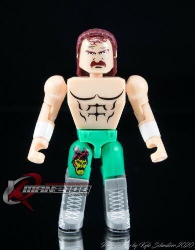 C3 Construction WWE StackDown Universe Jake Roberts Loose Figure FREE SHIPPING!!