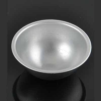 2PC Sell 3D Aluminum Ball Sphere Bath Bomb Cake Pan Tin Baking Mold Pastry Mould