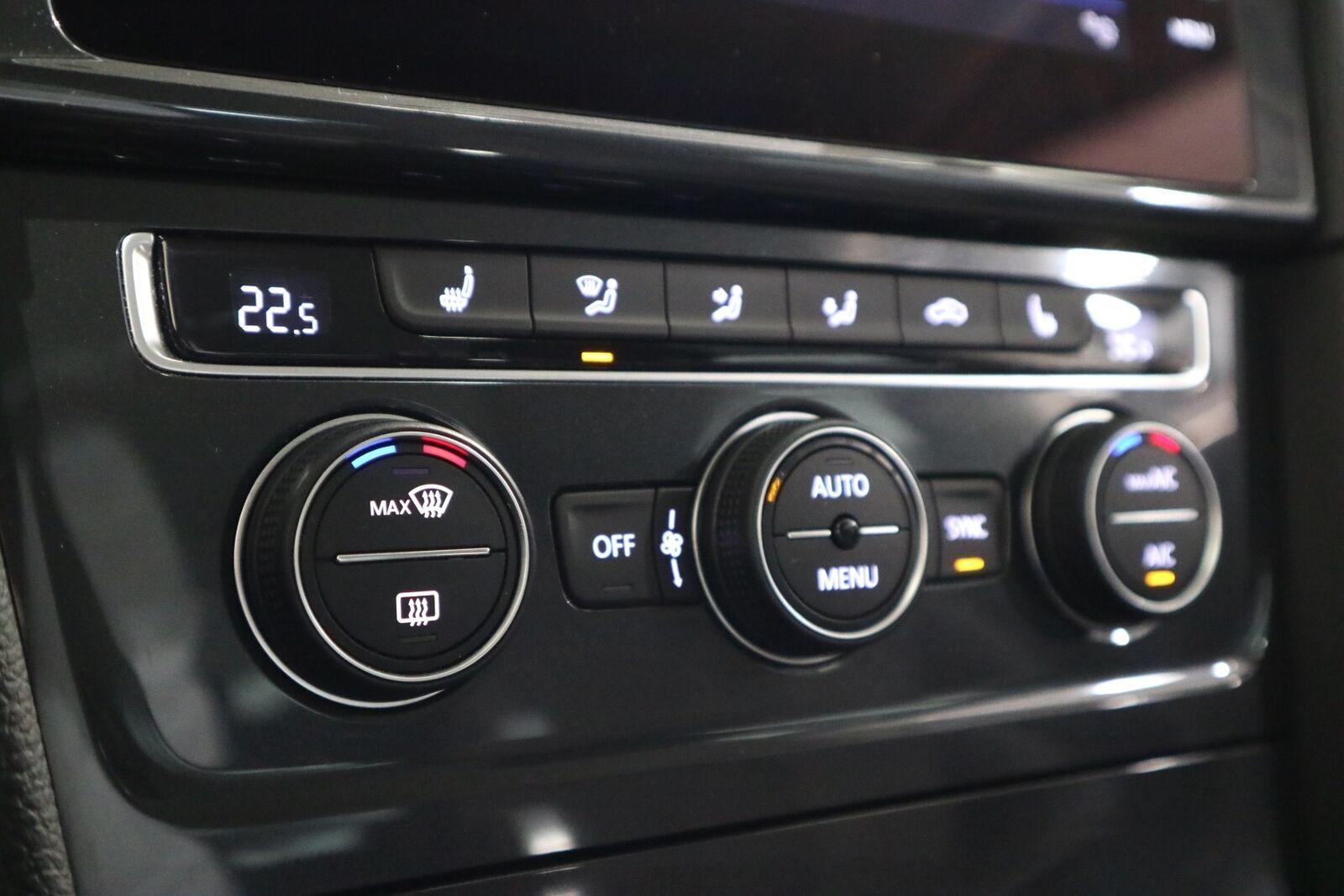 VW e-Golf VII   - billede 9