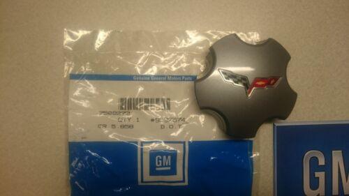 2007 C6 Corvette oem gm center cap QX1 wheel 9597574 nos