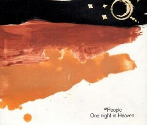 M-People-One-Night-In-Heaven-5-trk-CD-1993