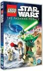 Lego Star Wars The Padawan Menace 5039036048743 With Phil Lamarr DVD Region 2