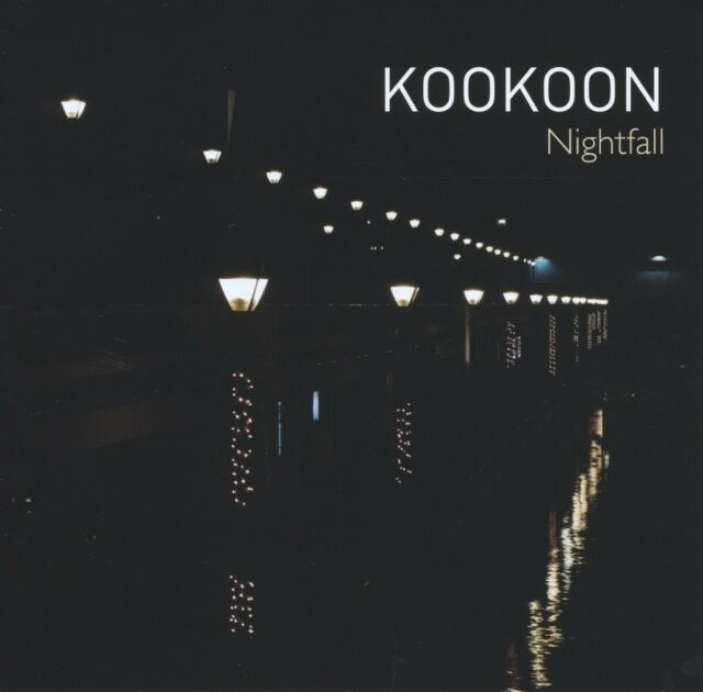 KOOKOON - NIGHTFALL   CD NEW!
