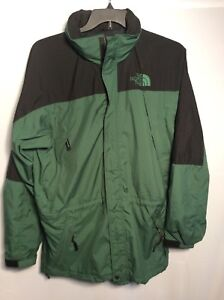 42337f425 Details about THE NORTH FACE HYDRENALINE HOODLESS FULL ZIP WINDBREAKER SIZE  LARGE