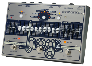 Ehx-Electro-Harmonix-HOG2-Ottava-Generatore-Synth-Pedaliera-Effetti-Nuova
