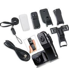 Thumb Mini DV DVR Hidden Digital Video Recorder Camera Spy Webcam Camcorder MD80