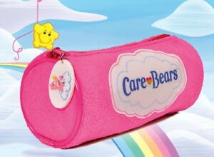 Cute-and-Kitsch-Pink-Fluffy-Officially-Licensed-CARE-BEAR-Pencil-Case-BNWT