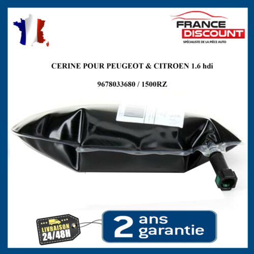 EOLYS POWERFLEX Poche de Cérine pour FAP de 1.6 HDI Peugeot /& Citroen 9678033680