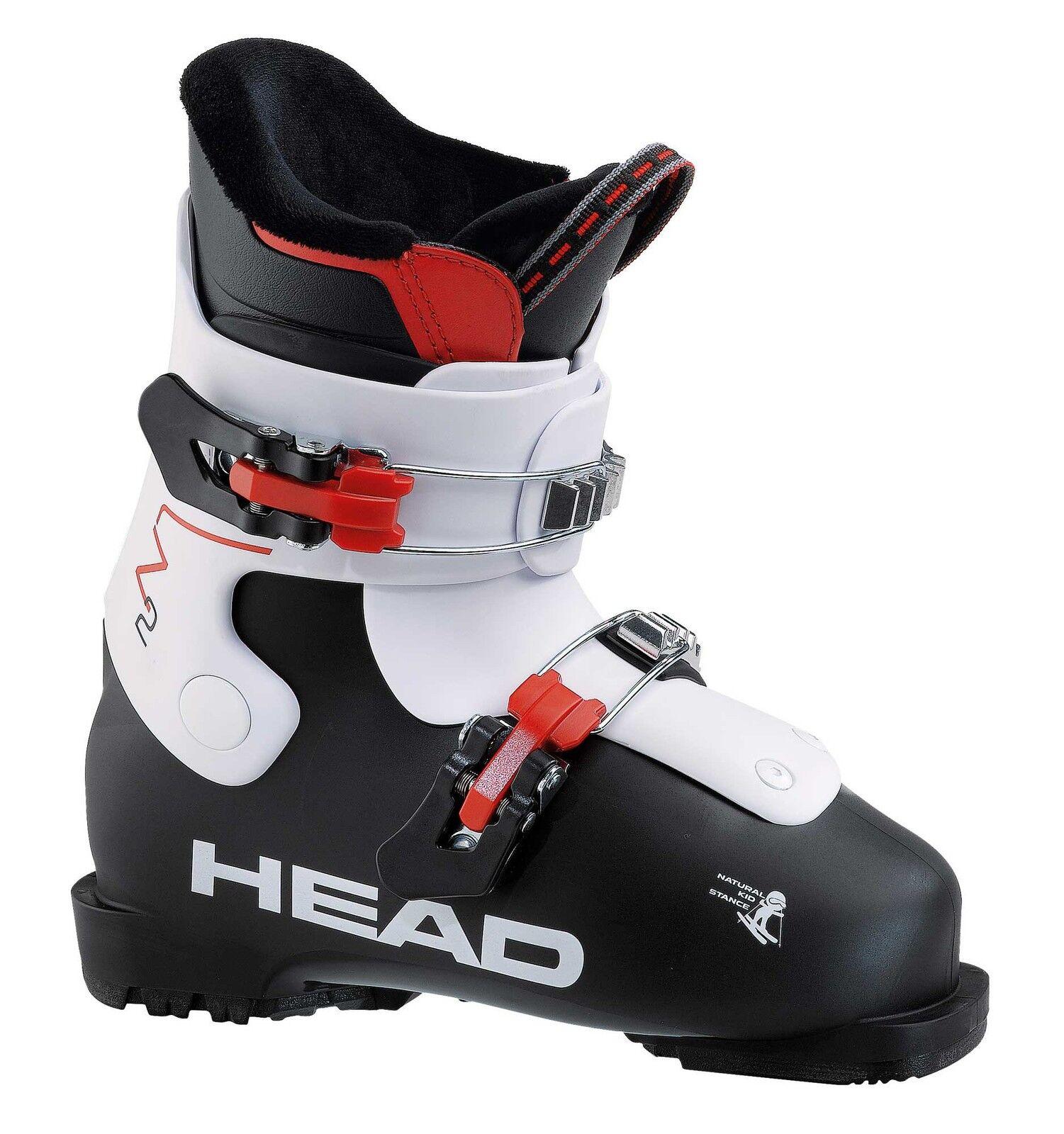 Head Z 2 - schwarz weiss - Jugend Skischuhe
