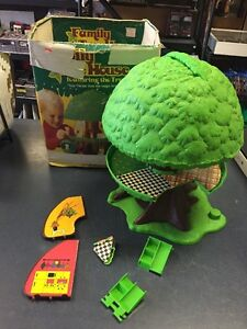 Vintage-Kenner-Tree-Tots-Family-Tree-House-Play-Set-1975-General-Mills