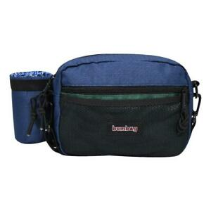 Bumbag-Co-Louie-Lopez-Compact-XL-Bouteille-Support-Sac-Bandouliere-Vert-Foret
